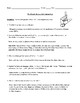 The Miracle Worker Act I Worksheet, Test, or Homework with  Answer Key