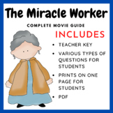 The Miracle Worker (1962) - Complete Movie Guide