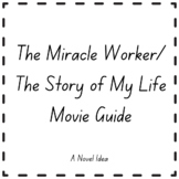 The Miracle Worker/The Story of My Life Movie Guide