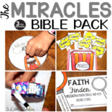 Miracles of Jesus {Bible Pack}