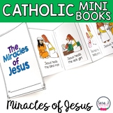 The Miracles of Jesus Mini Book