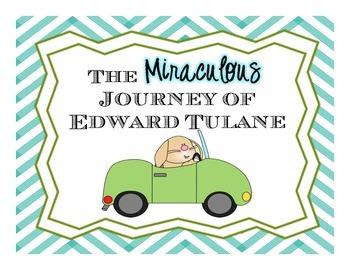 The Miraculous Journey of Edward Tulane - Novel Study
