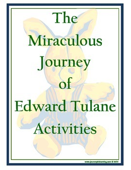 The Miraculous Journey of Edward Tulane Activities