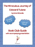 The Miraculous Journey of Edward Tulane Book Club Guide wi