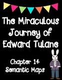The Miraculous Journey of Edward Tulane Chapter 14 Semantic Maps