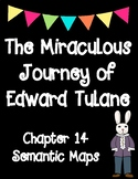 The Miraculous Journey of Edward Tulane Chapter 14 Semantic Maps