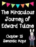 The Miraculous Journey of Edward Tulane Chapter 15 Semantic Maps