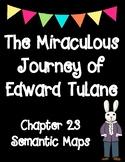 The Miraculous Journey of Edward Tulane Chapter 23 Semantic Maps