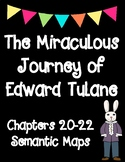 The Miraculous Journey of Edward Tulane Chapters 20, 21 &