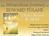 The Miraculous Journey of Edward Tulane CHOICE BOARD BUNDL