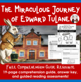 Miraculous Journey of Edward Tulane Novel Study Unit