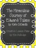 The Miraculous Journey of Edward Tulane Creativity Unit -
