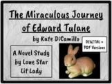 The Miraculous Journey of Edward Tulane (Digital + PDF Version)