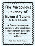 The Miraculous Journey of Edward Tulane - Guided Reading L