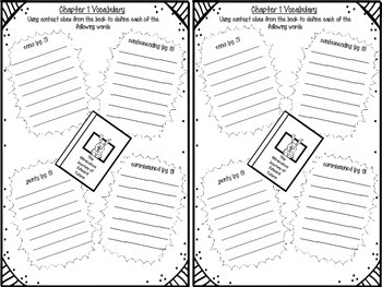 The Miraculous Journey of Edward Tulane Interactive Journal Novel Study Set