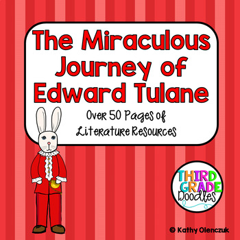 The Miraculous Journey of Edward Tulane Literature Resource Kit