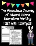 The Miraculous Journey of Edward Tulane Narrative Writing