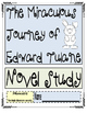 The Miraculous Journey of Edward Tulane Novel Study