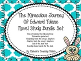 The Miraculous Journey of Edward Tulane Novel Study Bundle Set