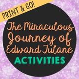 The Miraculous Journey of Edward Tulane Novel Unit Study Activities