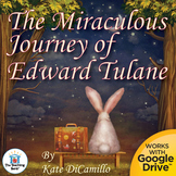 The Miraculous Journey of Edward Tulane Novel Study Book Unit