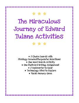 The Miraculous Journey of Edward Tulane Packet