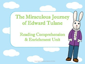 The Miraculous Journey of Edward Tulane Unit
