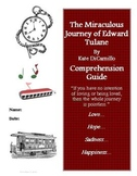 The Miraculous Journey of Edward Tulane Novel Study Unit Bundle