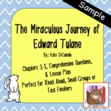 The Miraculous Journey of Edward Tulane - Sample