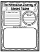 The Miraculous Journey of Edward Tulane Summary Graphic Organizer Booklet