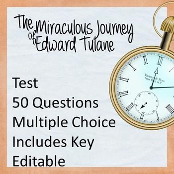 The Miraculous Journey of Edward Tulane Test
