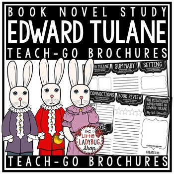 The Miraculous Journey of Edward Tulane by:Kate DiCamillo- Book Review Template
