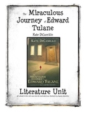 The Miraculous Journey of Edward Tulane by Kate DiCamillo Lit Unit