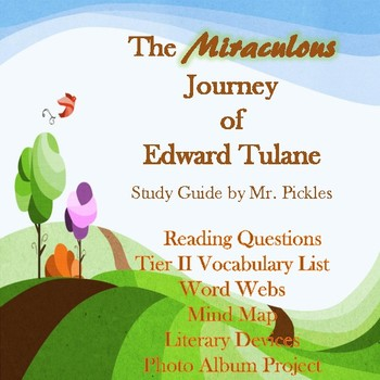 The Miraculous Journey of Edward Tulane - lesson plans and study guide