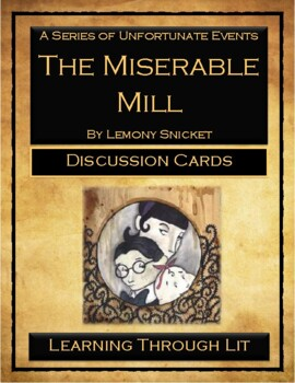 Series of Unfortunate Events THE MISERABLE MILL - Discussi