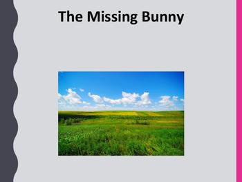 The Missing Bunny intermediate reader