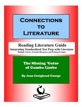 The Missing Gator of Gumbo Limbo-Reading Literature Guide