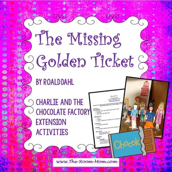 The Missing Golden Ticket (Charlie and the Chocolate Factory)