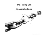 The Missing Link Referencing Game
