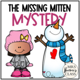 The Missing Mitten Mystery | Book Study and Craftivity