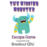 The Missing Monster Halloween Breakout / Escape Game for Primary Grades