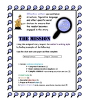 Word Work:The Mission