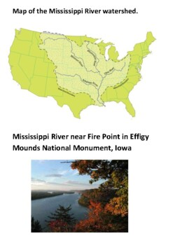 The Mississippi River Handout