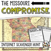 The Missouri Compromise: Internet Scavenger Hunt