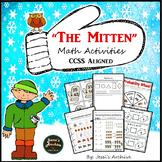 Mitten: Math Activities for The Mitten by Jan Brett