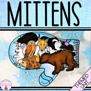 The Mitten Bilingual Bundle