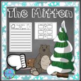 The Mitten by Jan Brett Activities Book Companion