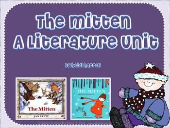 The Mitten - A Literature Unit