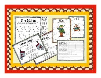 The Mitten: A Literature Unit of Study