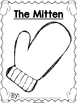 The Mitten: A Retelling Booklet